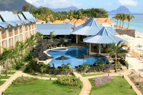 Pearle beach resort spa mauritius for Piscina 3 re